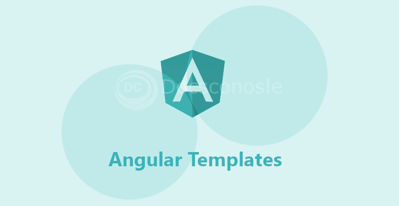 Angular Templates