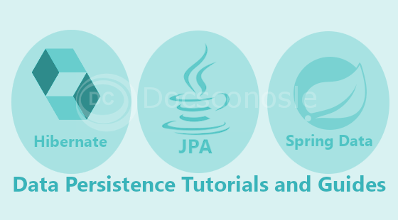 data Persistence tutorials