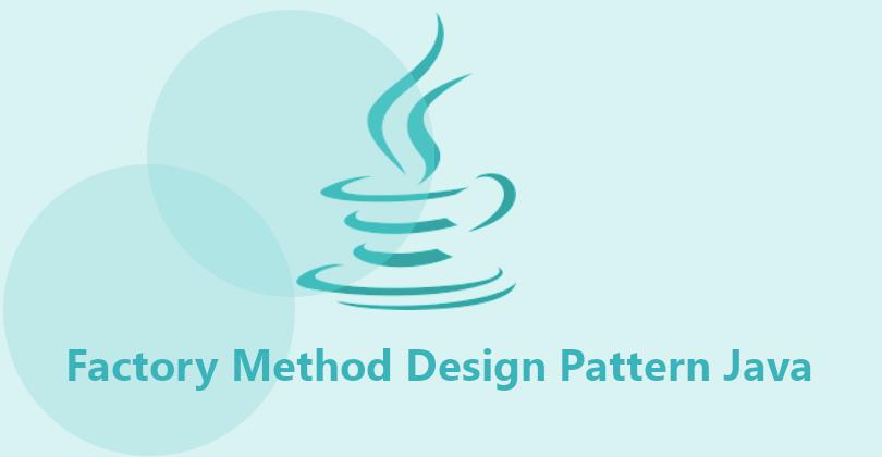 Factory Method Design Pattern Java