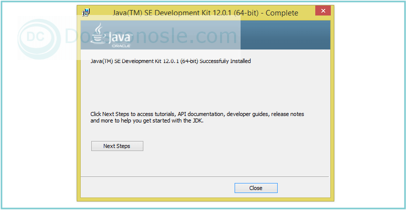 How To Install Java In Windows 10