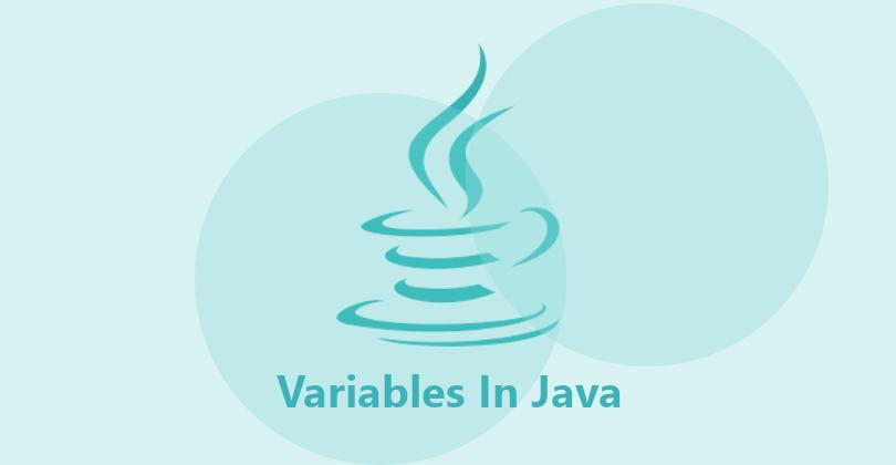 Java Variables Tutorial