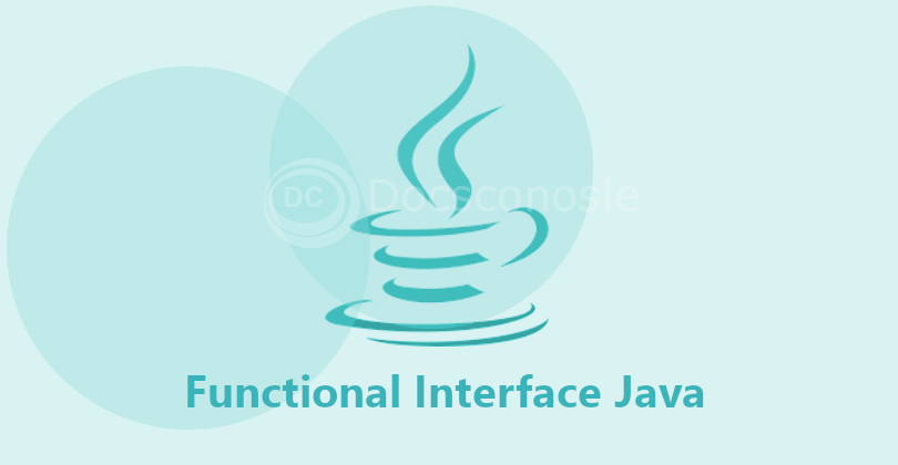 Functional Interface Java