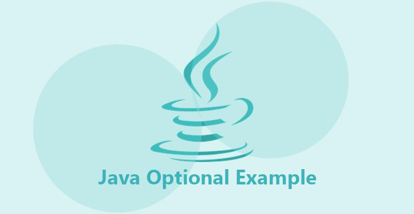 Java Optional Example