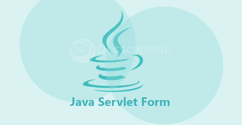 Java Servlet Form