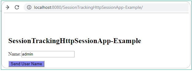 Session-Tracking-With-HttpSession-Result1