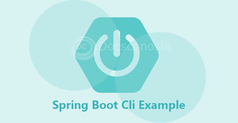 Spring Boot Cli Example