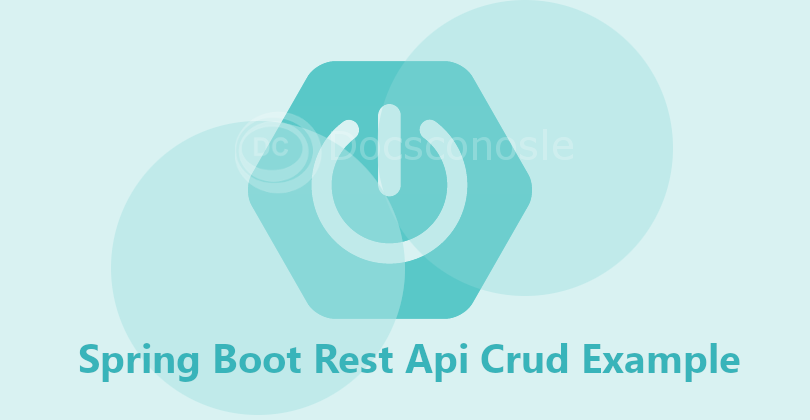 Spring Boot Rest Api Crud Example