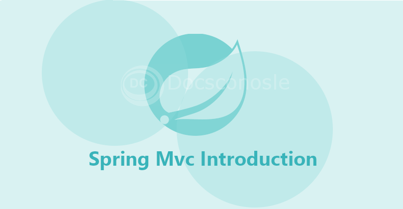 Spring Mvc Introduction